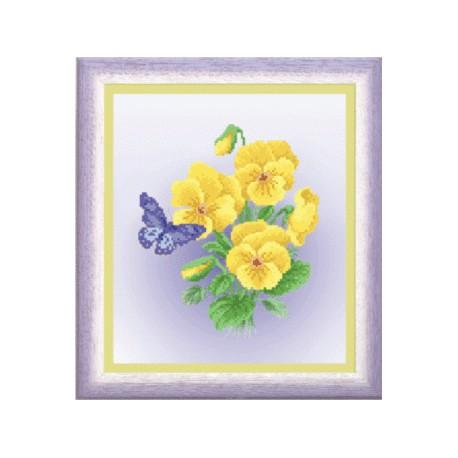 """Niebieski motylek"" Art. SB 026"