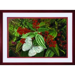 """Biały motylek"" Art. SB 095"