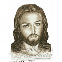 """""""Jezus"""", Zestaw do haftowania koralikami"""