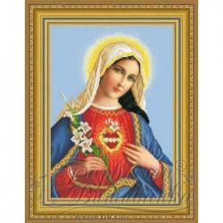 """""""Przenajświętsze Serce Maryi"""" Art. TO 085"""