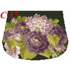 Zestaw do haftowania torebki Art. C-37