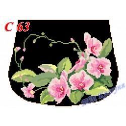 Zestaw do haftowania torebki Art. C-63