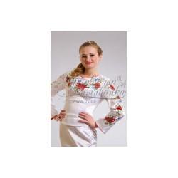 Zestaw do haftowania bluzki damskiej Art.026