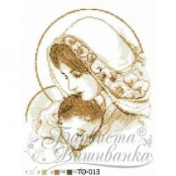 """""""Maryja z Dzieciątkiem"""" Art.TO 013"""