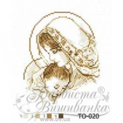 """""""Maryja z Dieciątkiem"""" Art. TO 020 20cmx25cm"""