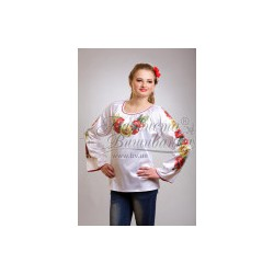 Zestaw do haftowania bluzki damskiej Art.040