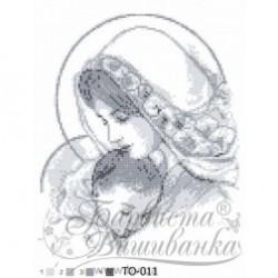 """""""Maryja z Dzieciątkiem"""" Art.TO 011 25cmx35cm"""
