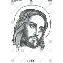 """Jezus"" Zestaw do haftowania koralikami Art. A3P  102"